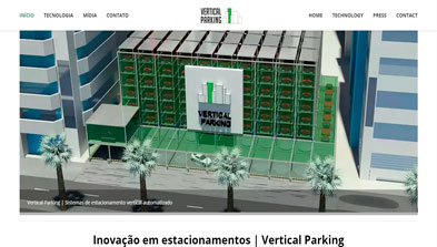 Vertical Parking | estacionamento vertical automatizado